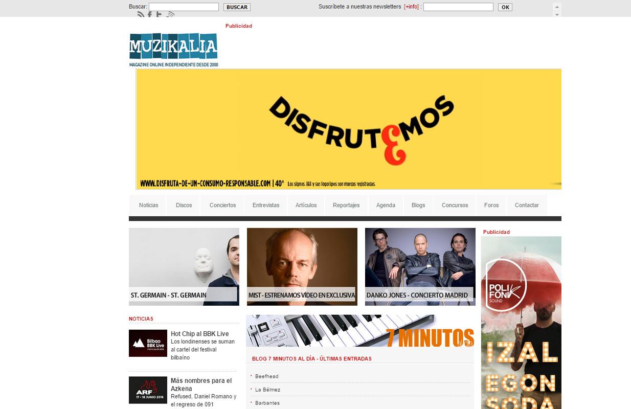 Muzikalia.com