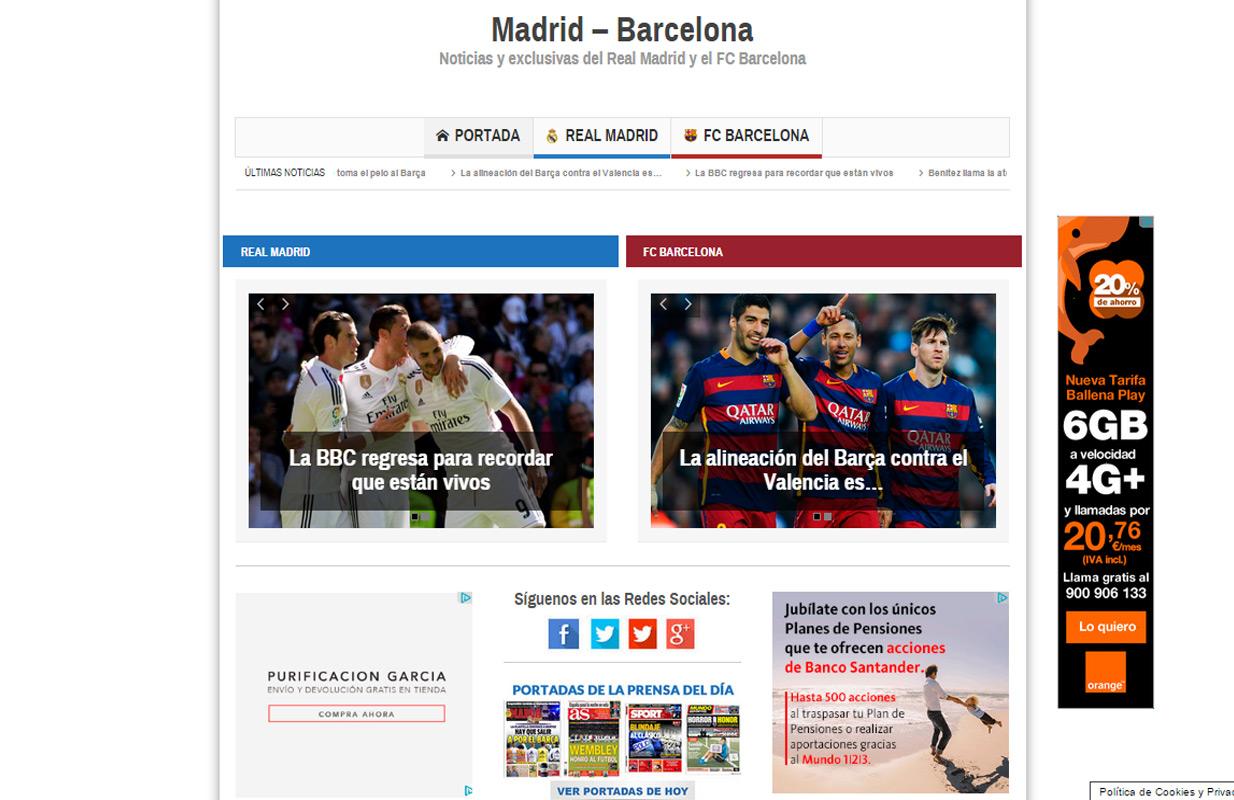 Madrid-Barcelona.com