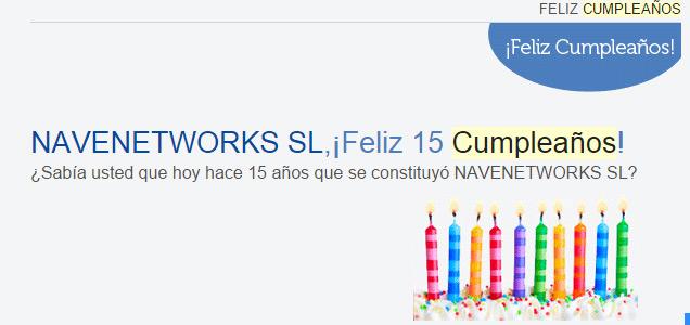 navenetworks15years